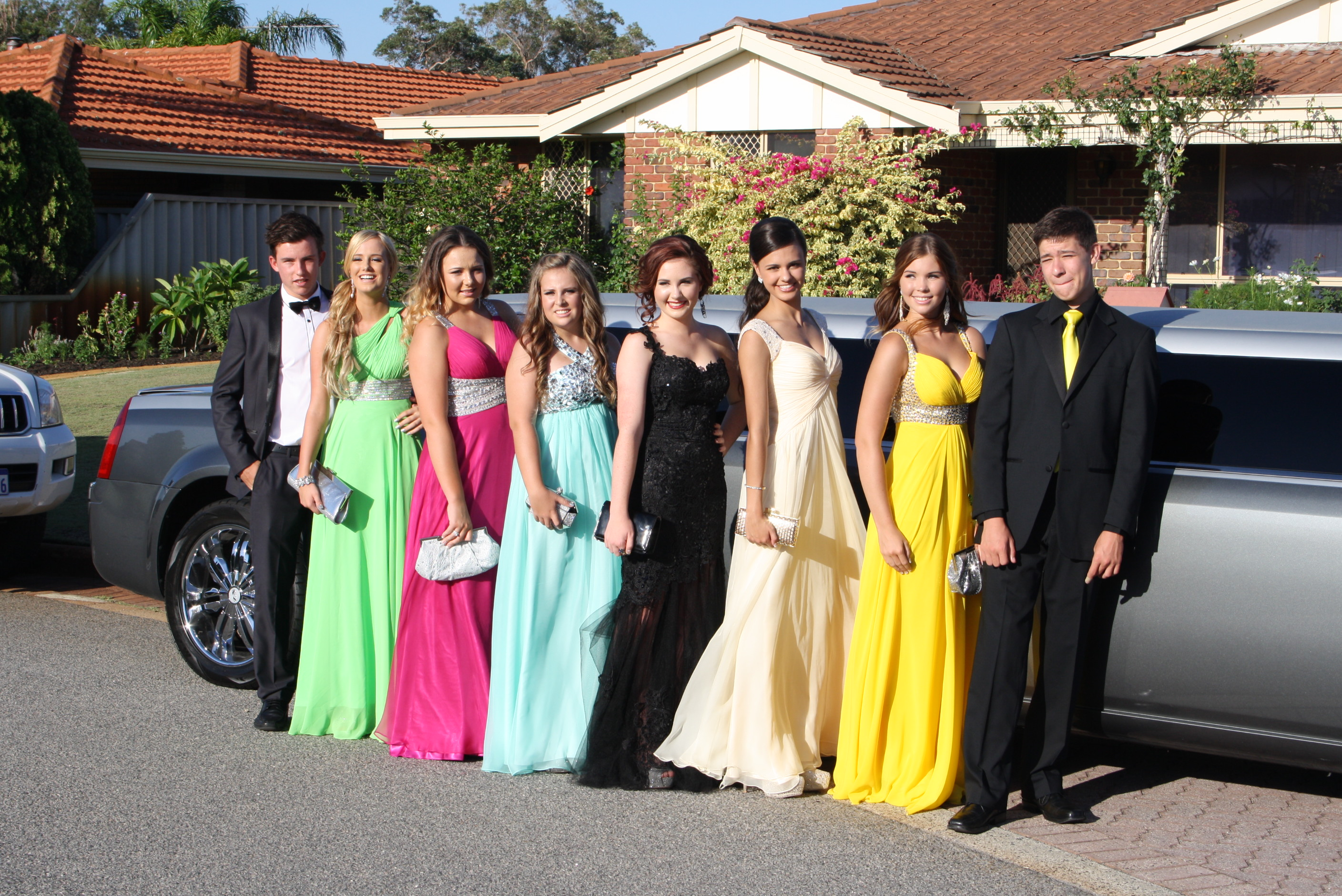 School Formal at Hillaries
